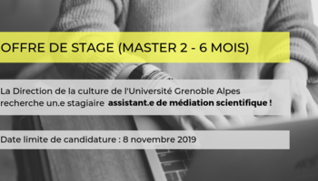 Md offre de stage  master 2   6 mois