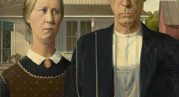 Lg grant wood   american gothic   google art project
