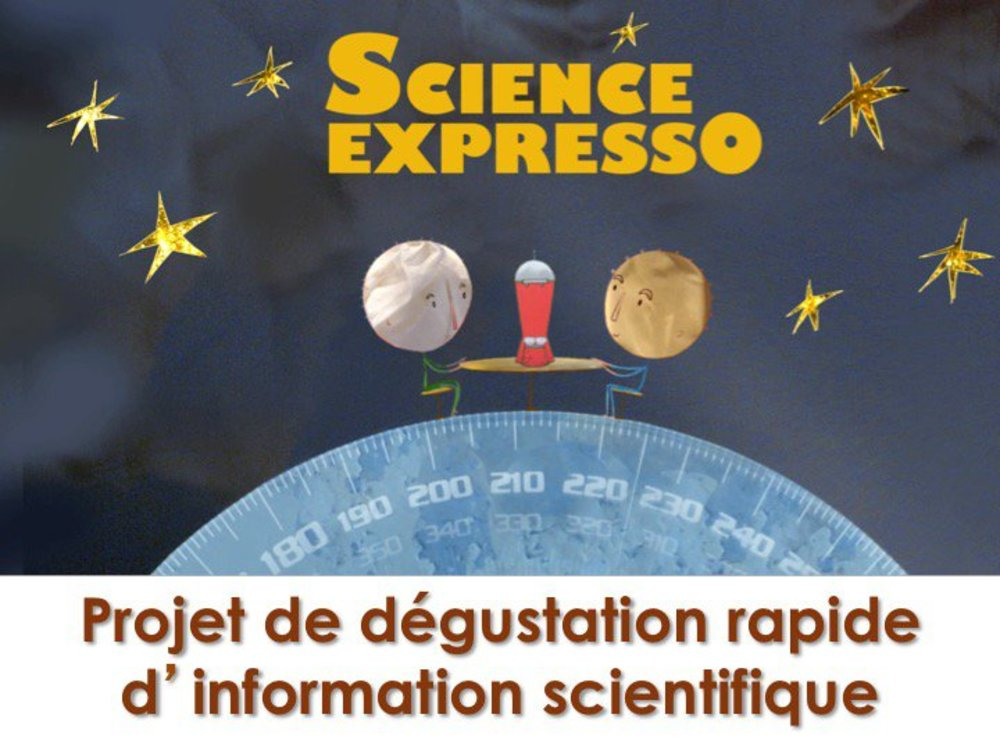 Xl pre sentation science expresso decembre2010