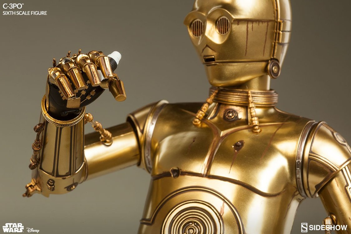 Xl star wars c 3po sixth scale 2171 08