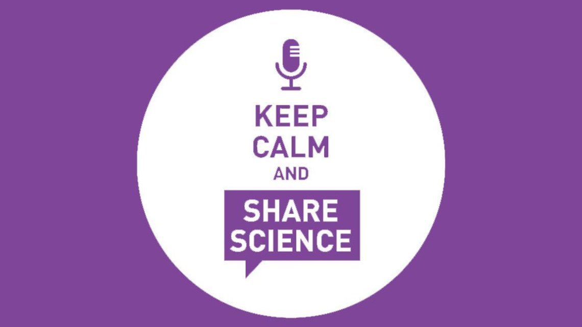 Xl xl xl famelab france keep calm share science fond