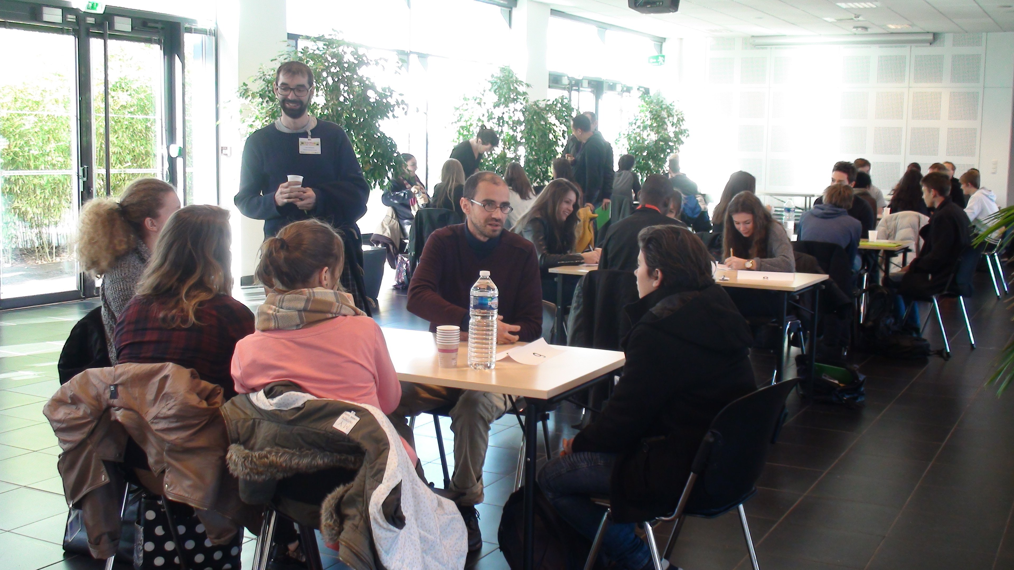 speed dating serieux