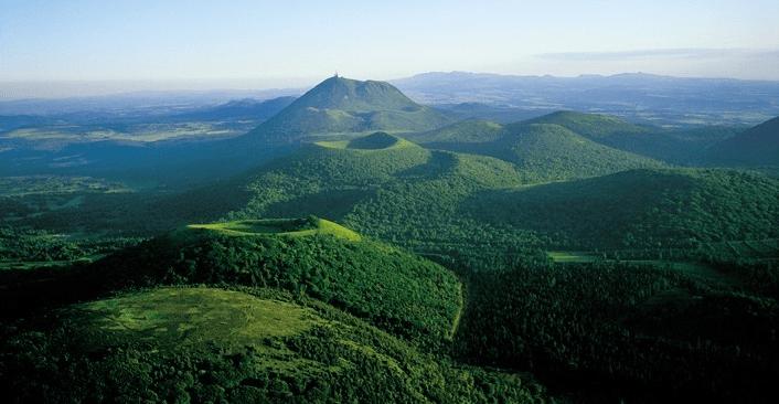 Hotels De Charme Volcans D Auvergne