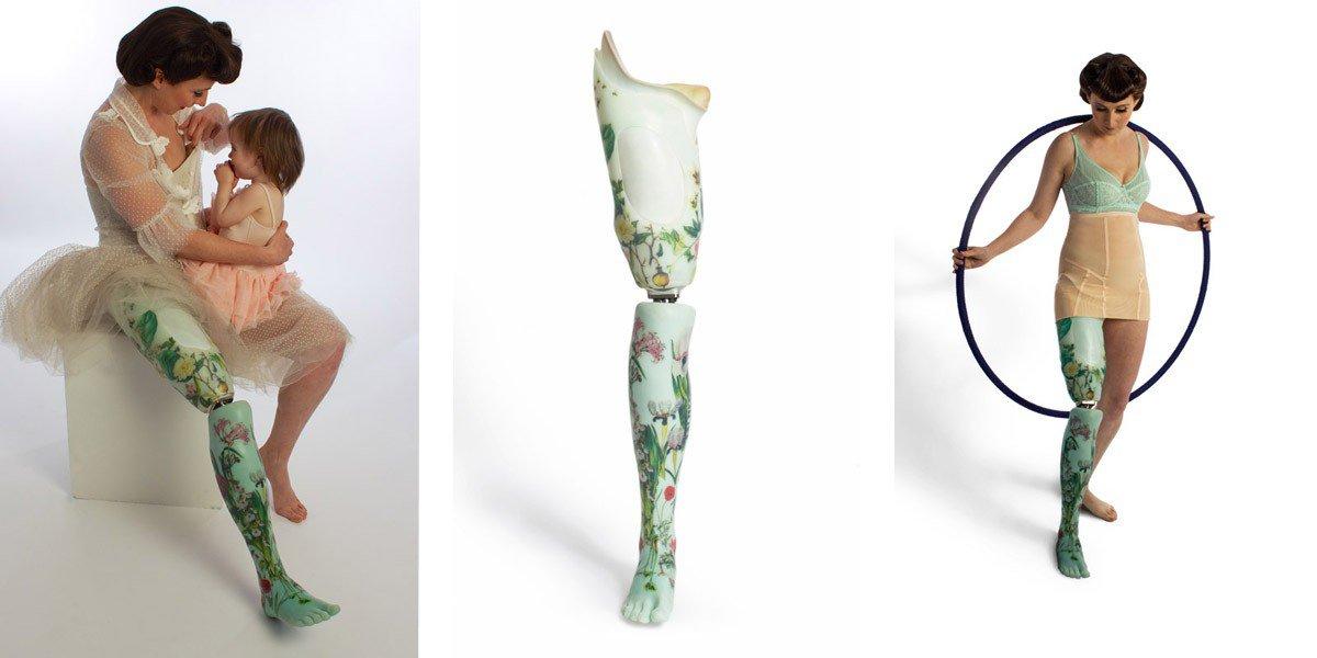 Populaire Alternative Limbs, les prothèses artistiques | ECHOSCIENCES - Grenoble UD64