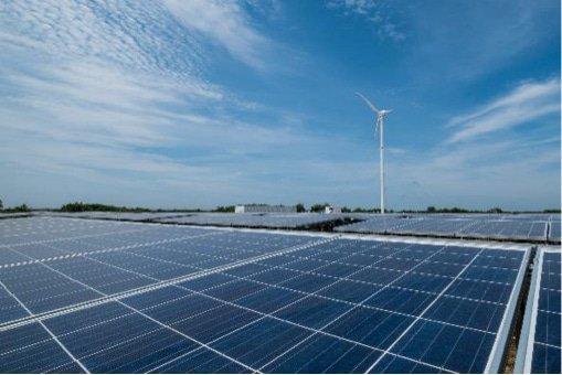 Fig. 3: Intégration des sources renouvelables avec le REIDS