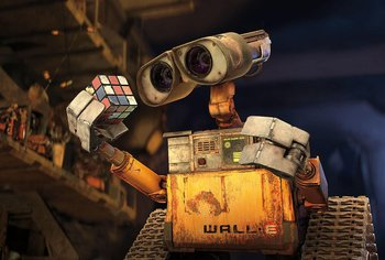 Xl wall e cubecolors
