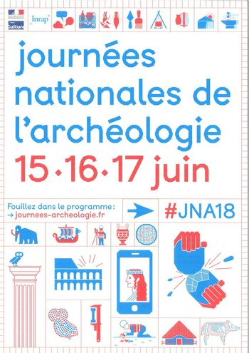 Xl journee nationales archeologie 2